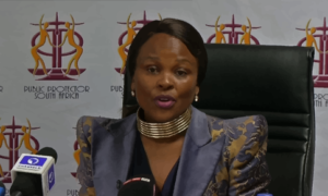 Since Ciex Report, Unwarranted Aspersions Have Been Cast On The Competency Of The Public Protector - Cleopatra Mosana