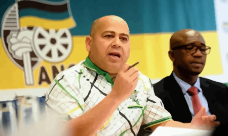 Faiez Jacobs: There Is No Ploy To Get Marius Fransman Out, That Is Just A Fabrication