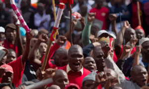 The National Strike Is Actually About President Jacob Zuma Stepping Down - COSATU