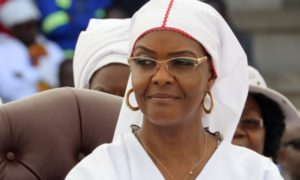 University of Zimbabwe publishes Grace Mugabe's PhD thesis