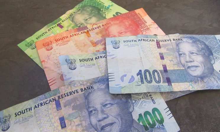 Rand to Dollar: rand rallies against the U.S. dollar, hits R11.88