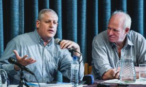Israel water expert shares experiences with drought-stricken SA