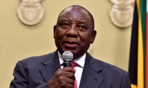 Cyril Ramaphosa's Inaugural State of the Nation Address: Full Text