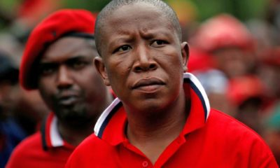 "Julius Malema: ""Remove the ANC from power to honour Sindiso Magaqa"""