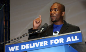 DA's Mmusi Maimane rubbishes DA mayor; says she represents ANC mandate