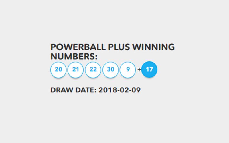 powerball lotto results 80 million