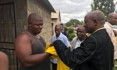 ANC instructs members to not wear party clothing