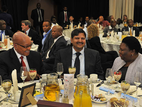 South Africa to investigate Gupta family's citizenship