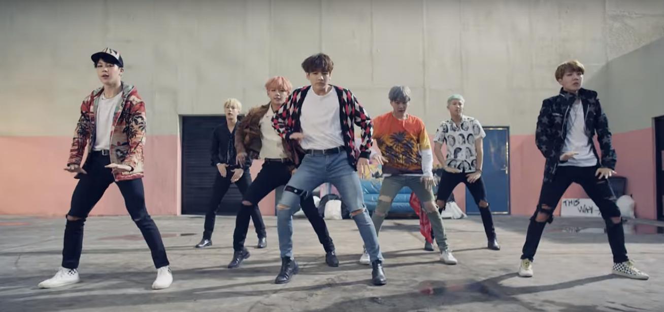 bts music video  u2018fire u2019 exceeds 300 million views