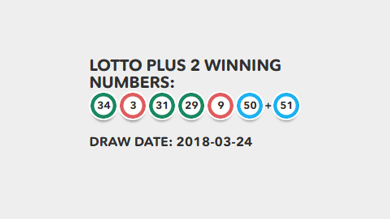 Massive Lotto jackpot has been won tonight