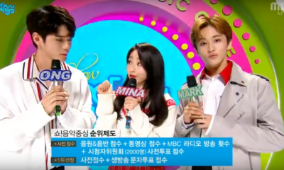 Show! Music Core Live with NCT127, GOT7, iKON, UP10TION and others