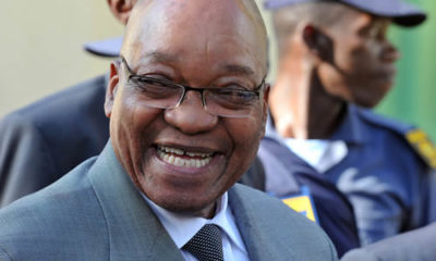"""""""There is no state capture"""", says a defiant Jacob Zuma"""