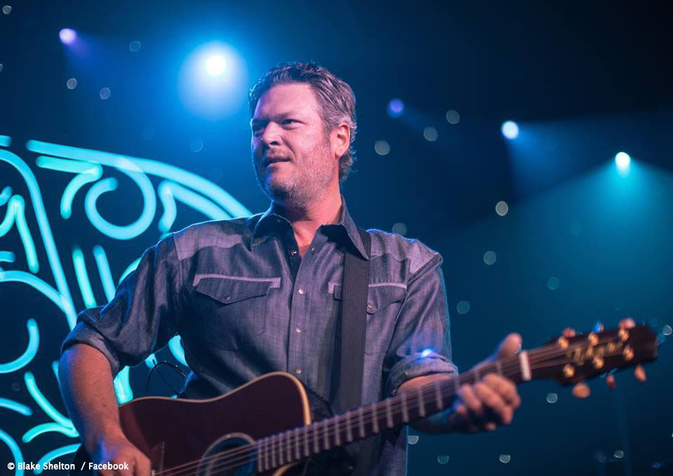 Blake Shelton: 'Karma' tweet cryptic for a reason
