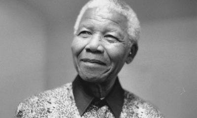 Mandela inspired Oprah to open her all-girl academy