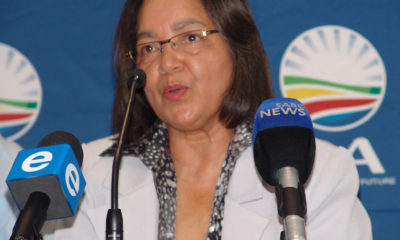 DA and de Lille's relationship has broken down, says analyst