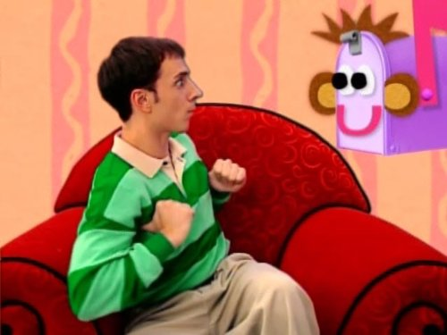 Steve Burns Alive And Well Fifteen Years After Leaving