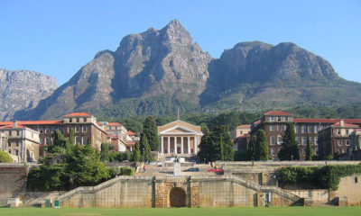 South Africa's top 5 ranked universities