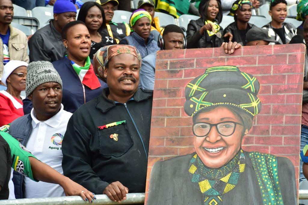 Madikizela-Mandela was 'proud, defiant,' wounded