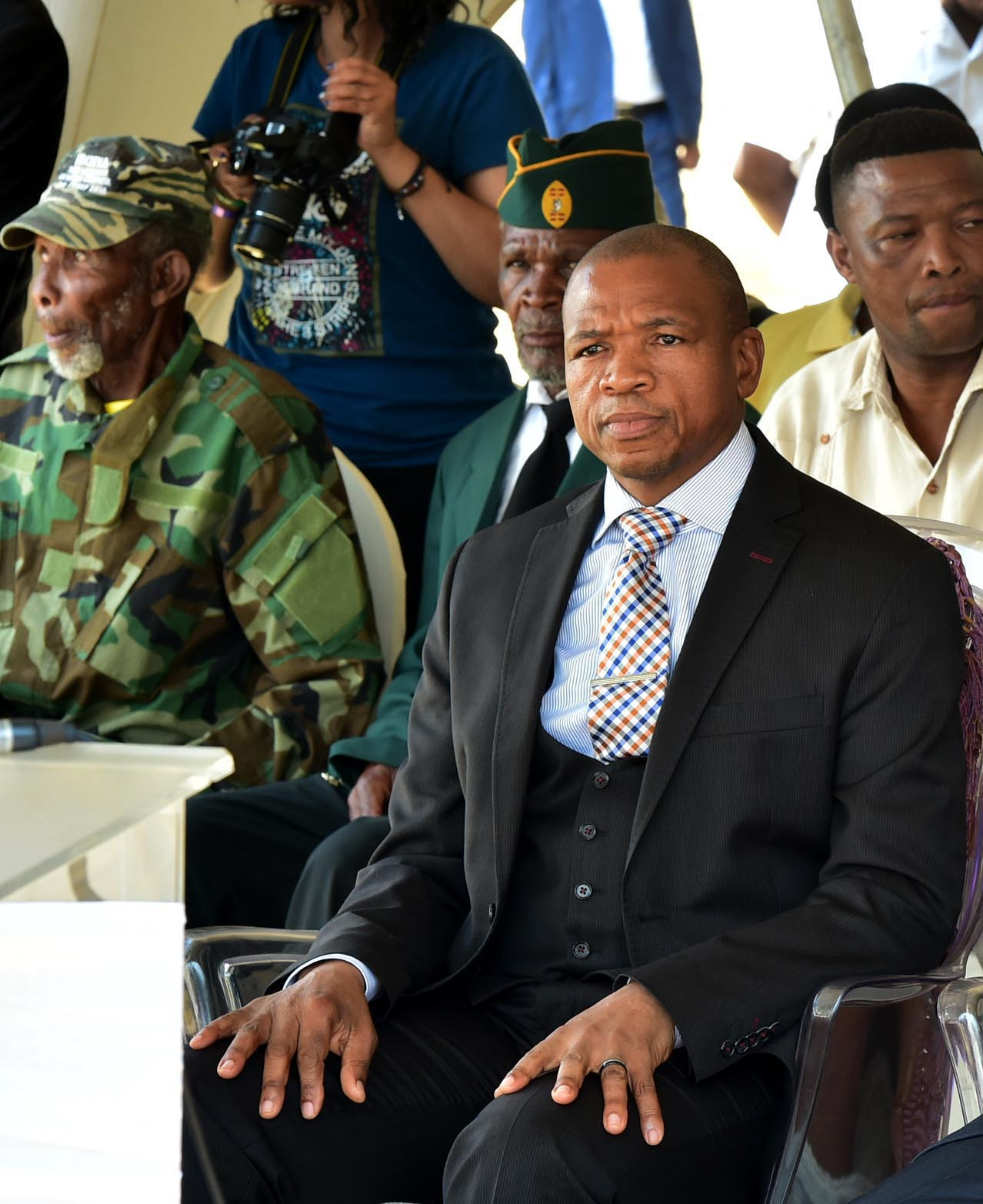 Vote of no confidence in Mahumapelo postponed