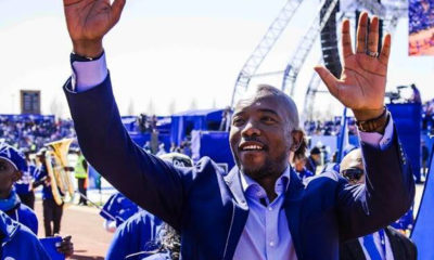 """The EFF, UDM and ANC are """"a mock government"""" – Mmusi Maimane"""