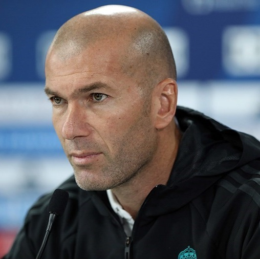 Zinedine Zidane convinced Cristiano Ronaldo will be fit for Champions League final