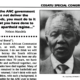 Mandela on Apartheid and the ANC – is the oft-repeated quote true?