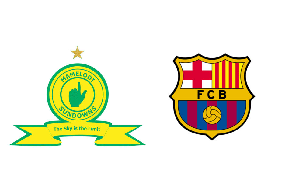 Clash of the champions: Sundowns welcomes Barcelona
