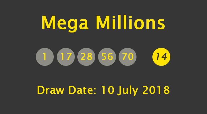 Mega Millions Results, 10 July 2018: Next jackpot at USD 340
