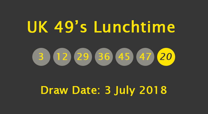 uk lunchtime lotto