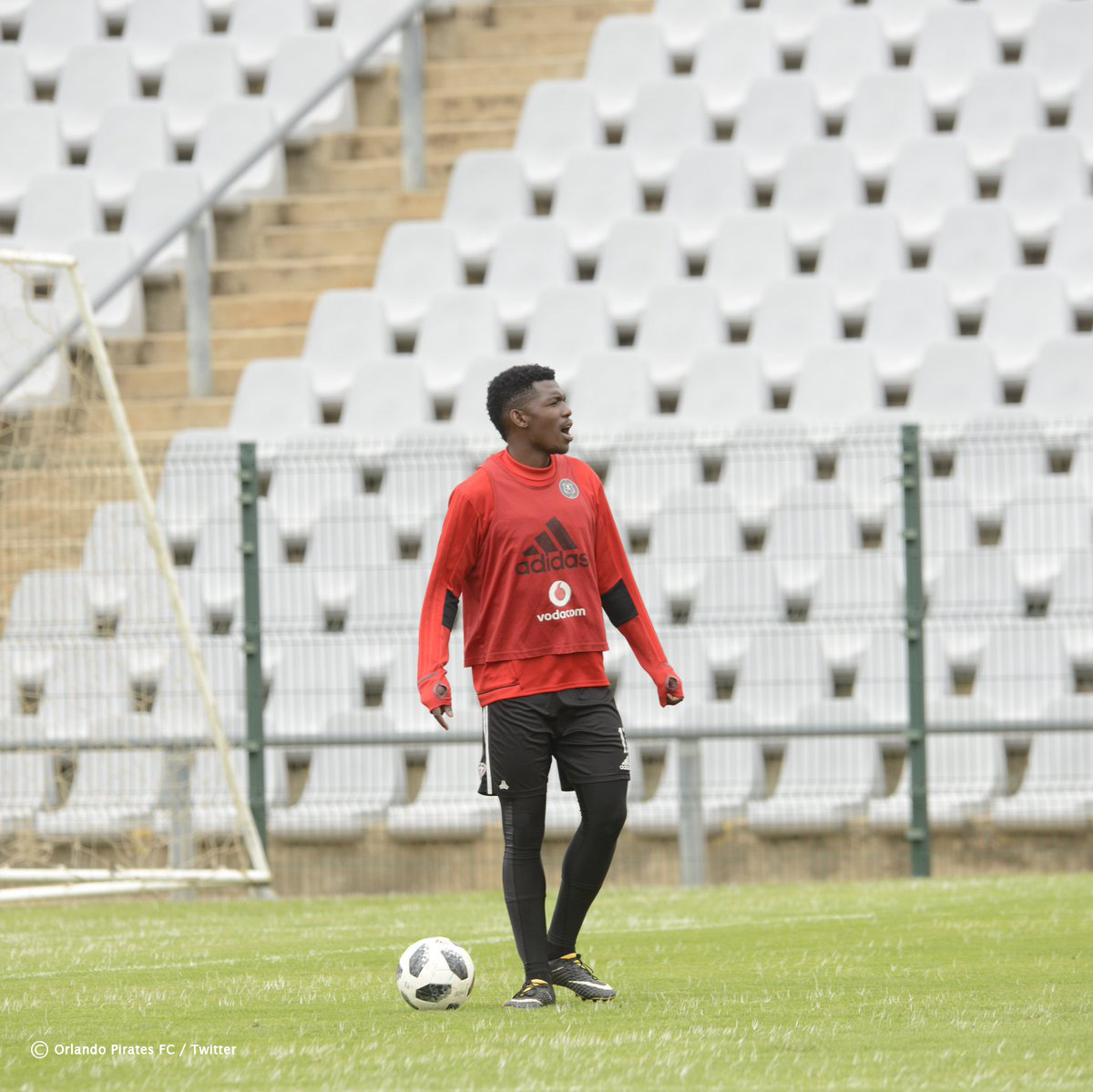 Orlando Pirates loan out striker 260b3d75ff