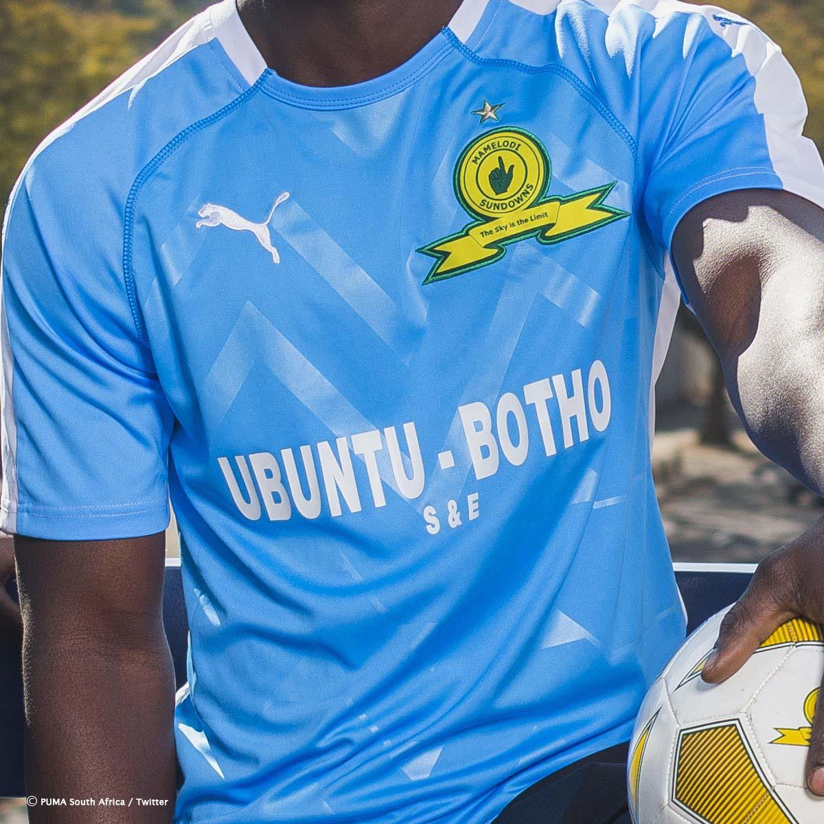 "Mamelodi Sundowns Unveils New ""Blue Bulls Kit"""