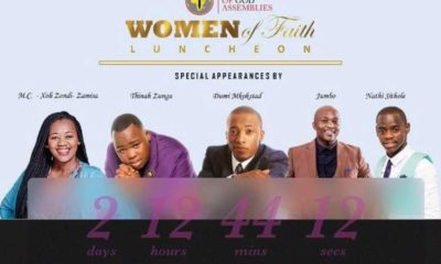 Dumi Mkokstad to make special appearance at POGA Women's Luncheon