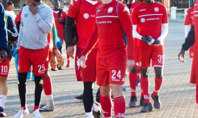 Highlands Park assessing two former Pirates players ahead of Sundowns clash
