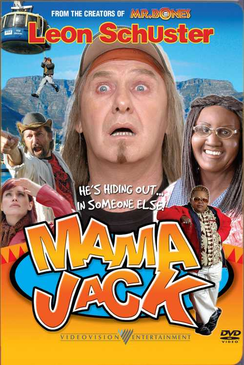 Leon Schuster reveals why fans shouldn't expect a Mama Jack 2