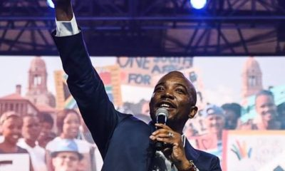 Maimane asks for access to Ramaphosa Jr and Bosasa's secret contract