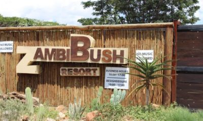 A review of ZambiBush Resort: A great day in the sun