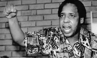 Court sets aside Justice department's decision on Chris Hani's killer