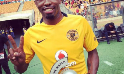 Kaizer Chiefs veteran Bernard Parker: The new players have the skill and flair