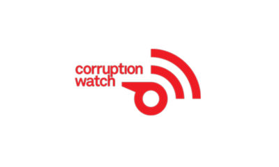 "Corruption Watch ""disgusted"" by Bain revelations"
