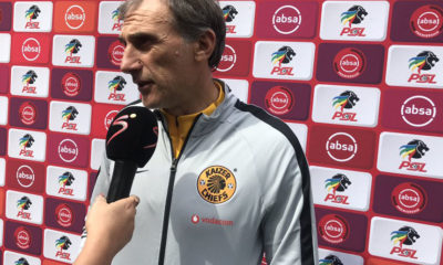 Kaizer Chiefs coach, Giovanni Solinas says upcoming Soweto derby against Orlando Pirates is for the supporters
