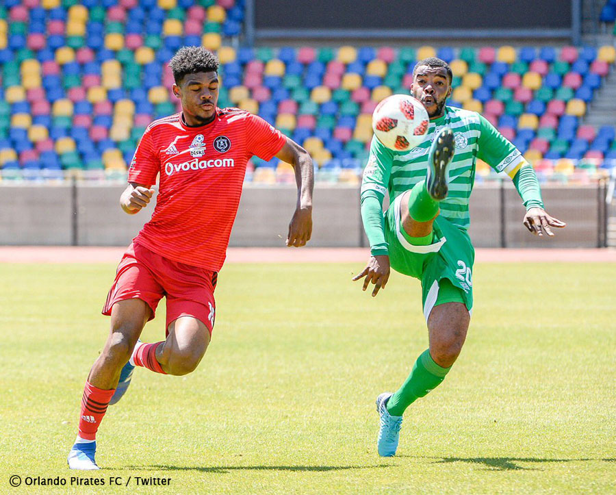 Orlando Pirates youngster Lyle Foster reportedly signs for French giants AC Monaco