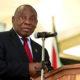 Cyril Ramaphosa slams 'beneficiaries of racial privilege' at Desmond Tutu lecture