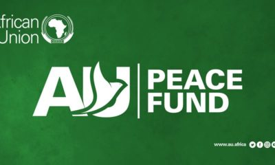 AU allocated funds for peace