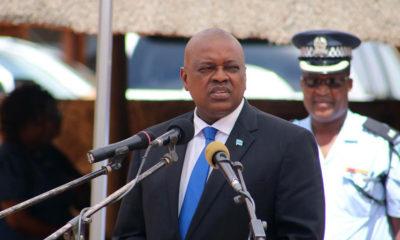 Botswana president evades no-confidence motion against him
