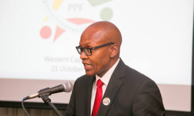 Mzwanele Manyi announces African Transformation Movement as new home