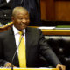 South Africa's deputy president calls for cooperation between community and police