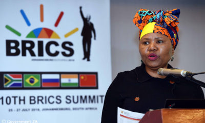 ANC to hand over BRICS chairpersonship to Brazil