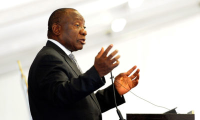 Ramaphosa vows to help prioritise global terrorism fight after Sri Lanka bombings