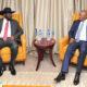 South Sudan president visits SA