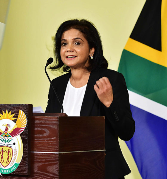Political parties respond positively to appointment of Shamila Batohi as South Africa's Chief Prosecutor